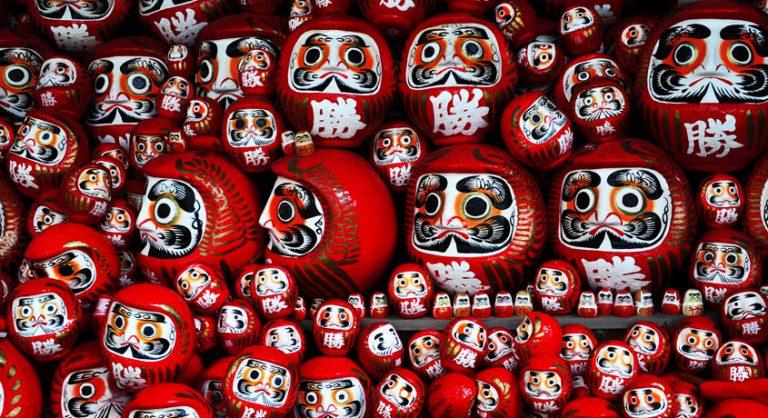 3 Japanische Glücksbringer und ihre Bedeutung