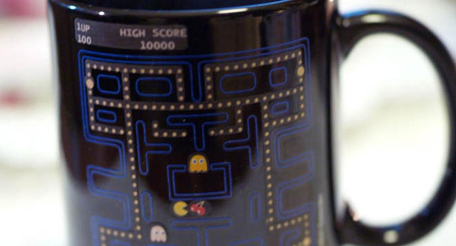 Pac Man Tasse