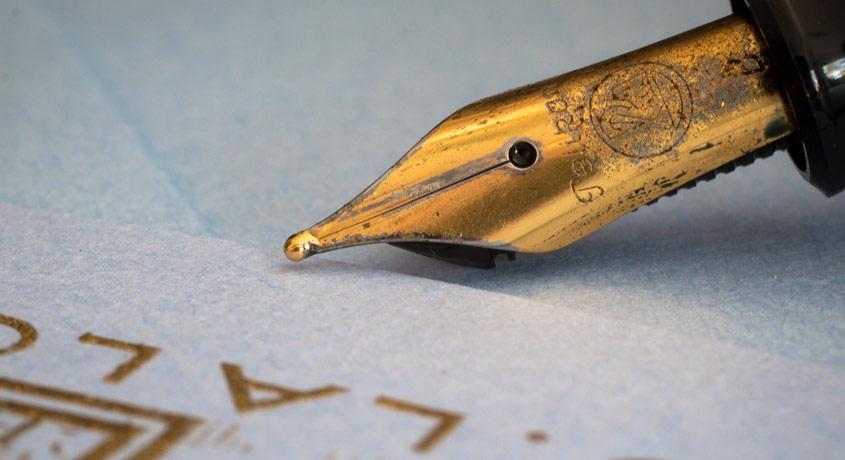 Wie funktioniert ein Tintenkiller / Tintenlöscher?