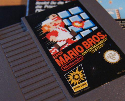 Super Mario Bros ─ der Klassiker für Nintendo NES