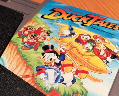 DuckTales für NES: Dagobert will noch reicher werden