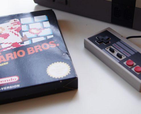 Nintendo NES Controller - geschaffen für die Ewigkeit