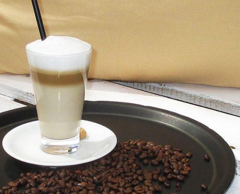 Simples Latte Macchiato Rezept
