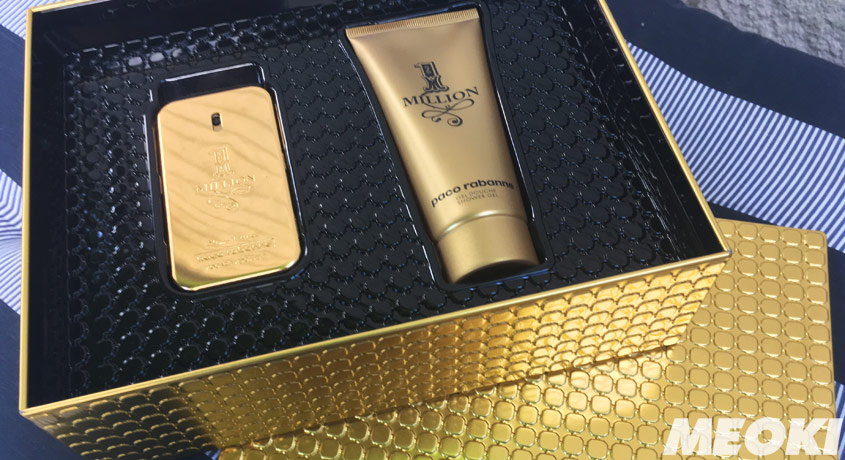 Paco Rabanne 1 Million One Million Set 50ml EDT & Duschgel
