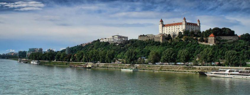 Gebirgige Slowakei ─ zwischen Donau und der Hohen Tatra