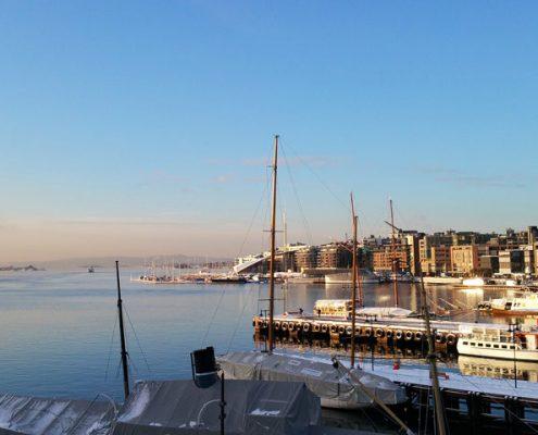 Städtereise nach Oslo - das Land der Wikinger entdecken