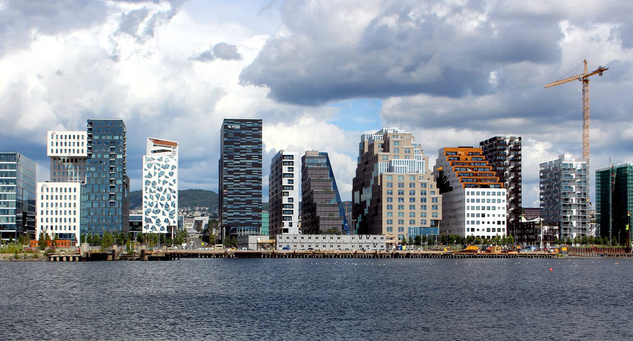 Oslo – die Stadt mit den vielen Gesichtern
