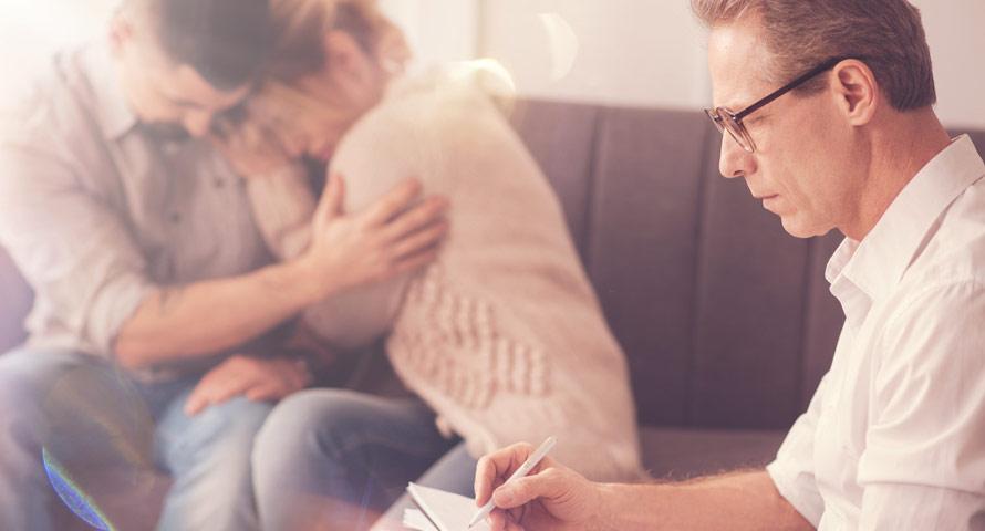 Beratung beim Psychologen für Paare und Eheleute