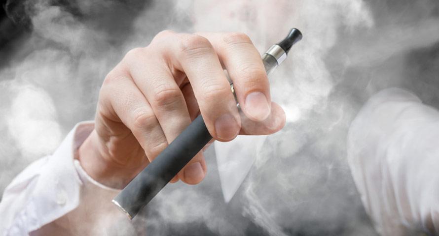 Das Angebot an E-Zigarette ist riesig