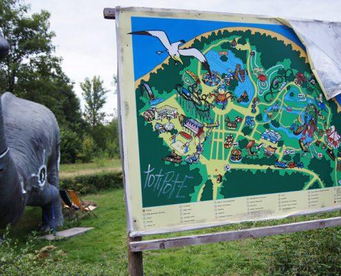 Spreepark Berlin - zu Besuch im stillgelegten Freizeitpark