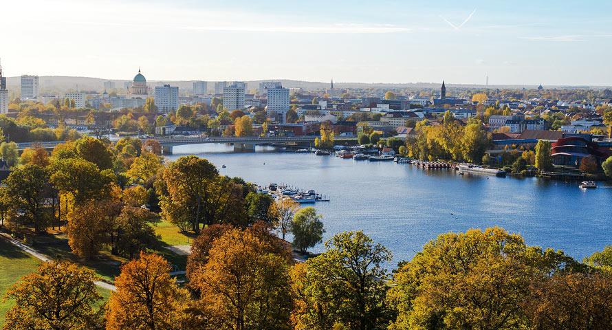 Der nahe gelegeneFilmpark Babelsberg