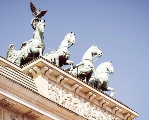 Brandenburg und Berlin an einem Wochenende entdecken