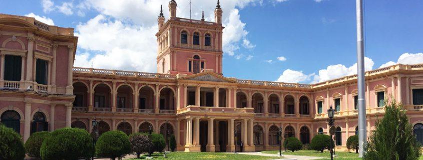 Reise nach Paraguay - Sehenswerte Städte und Orte