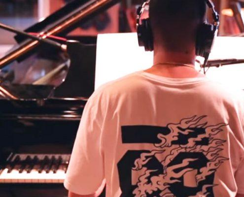 Prinz Pi: Für Immer und Immer - in der Piano-Version