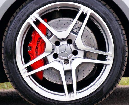 Reifen lagern in 5 wesentlichen Punkten