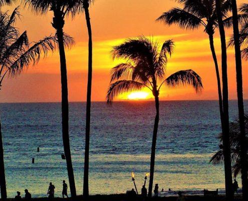 Hawaii als Sehnsuchtsziel