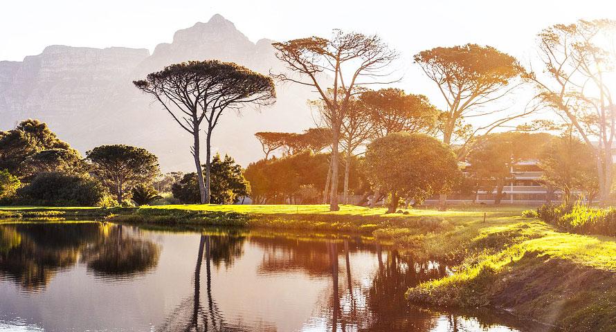 Südafrikas Hauptstadt Kapstadt