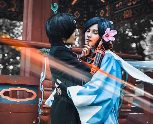 Anime und Manga Locations auf Japan Reisen entdecken