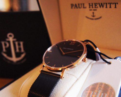 Paul Hewitt Sailor Line - elegantes und zeitloses Design
