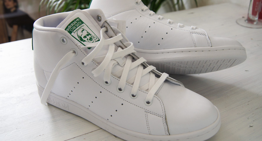 "Adidas Stan Smith Mid – der ideale ""to go"" Sneaker"