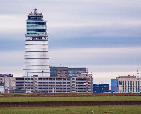 Flughafen Wien - der Verkehrsknotenpunkt nach Osteuropa