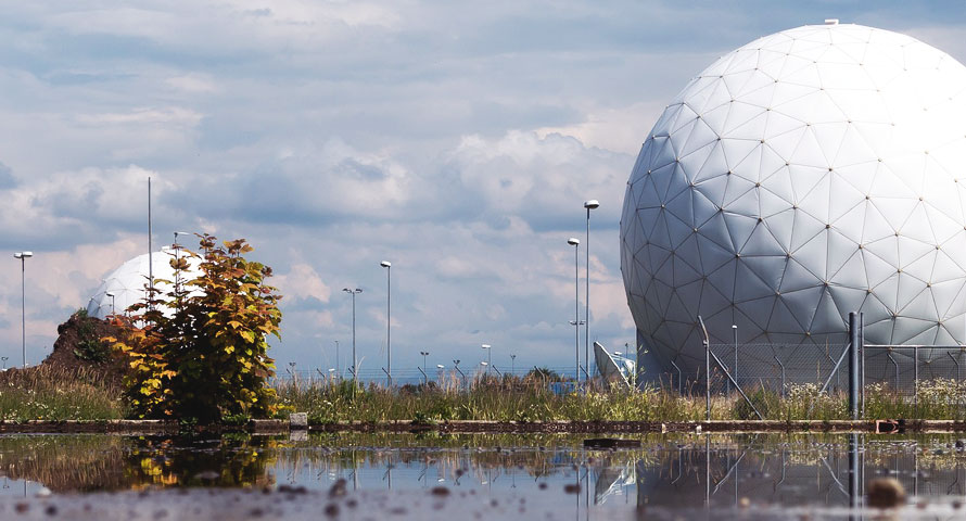 Radarstation Wetter - wie funktioniert ein Wetterradar?